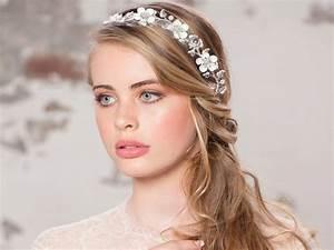 Couronne De Fleurs Cheveux Mariage : accessoire cheveux boheme mariage ~ Farleysfitness.com Idées de Décoration