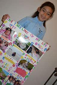 Kids Timeline School Project
