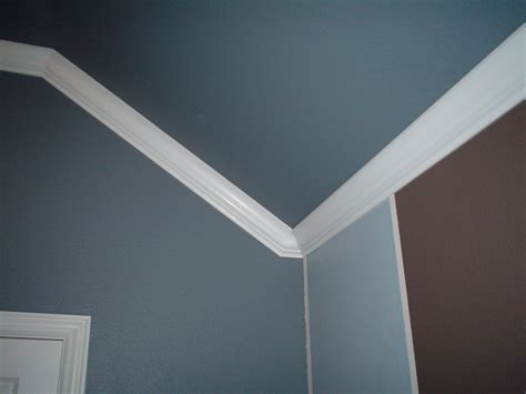 hanging drywall on angled ceiling angled ceiling crown molding in corner exle next