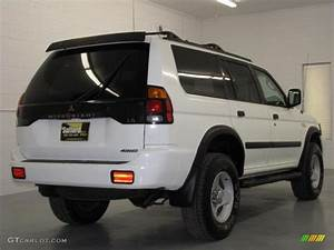 Sport 2000 Gray : 2000 alpine white mitsubishi montero sport ls 4x4 17200467 photo 5 car color ~ Gottalentnigeria.com Avis de Voitures