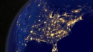 Earth at Night HD 2012 NASA Goddard Space Flight Center ...