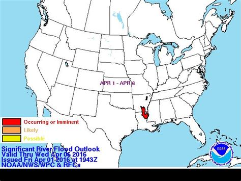 Daily Weather Forecast And Severe Weather Outlook For
