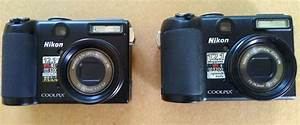 Two Nikon Coolpix P5100 Cameras For Sale  Tv  Hi