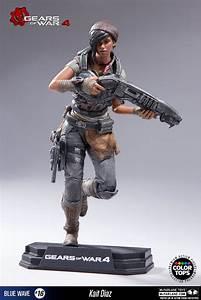 Te Gusta Gears Of War Mira Las Nuevas Figuras Oficiales