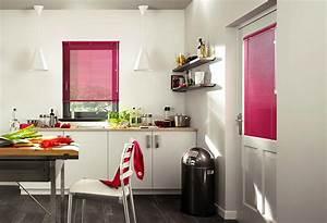 Vorhänge Für Küchenfenster : sichtschutz in der k che vorh nge plissees und rollos ~ Markanthonyermac.com Haus und Dekorationen