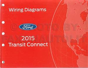 2015 Ford Transit Repair Shop Manual On Cd