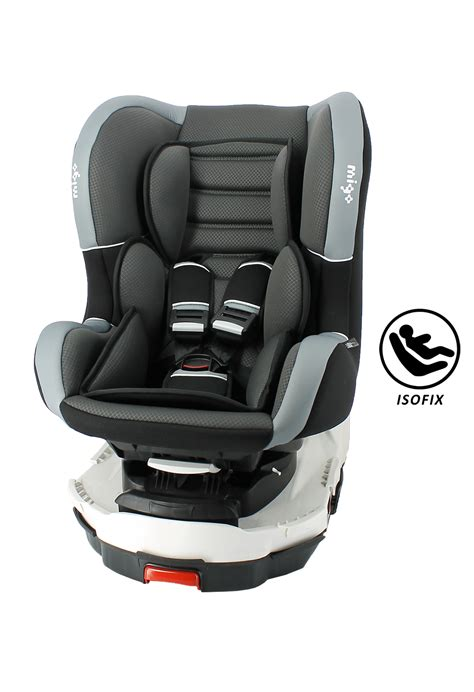 siege auto isofix inclinable titan isofix neoshop by migo