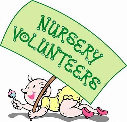 Nursery Volunteers Church Needed Clipart Workers Program
