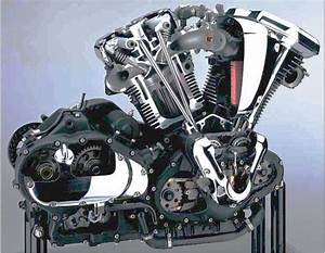 Kawasaki Vulcan 2000 Motorcycle Tech Briefing
