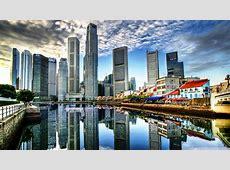 Singapore City 4K HD Desktop Wallpaper for 4K Ultra HD TV