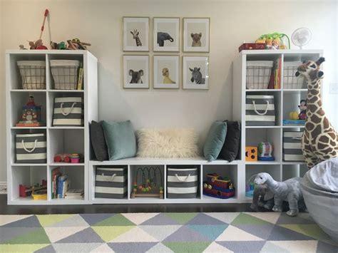 ikea play room de 25 bedste id 233 er inden for toy shelves p 229 pinterest