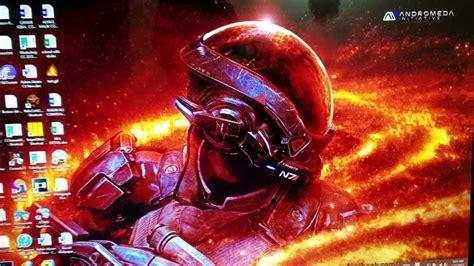 Mass Effect Andromeda Wallpaper Hd Mass Effect Andromeda Hd Animated Wallpapers Youtube