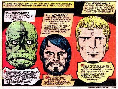 Eternals vs Inhumans - Eternals - Comic Vine