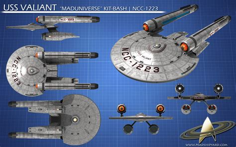 Sto Mirror Universe Ships by Star Trek Database New Ships As Of July 11 2011