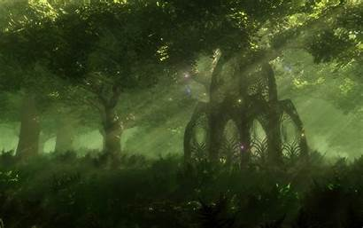 Abyss Wallpapers Iphone Ipad Fantasy Forest Backgrounds
