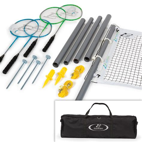 foto de EastPoint Sports Deluxe Badminton Set with Aluminum Poles