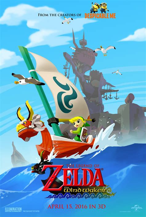 The Legend Of Zelda The Wind Waker Movie Fanon Wiki