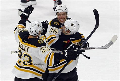 NHL playoff picture: Boston Bruins would face Montreal ...