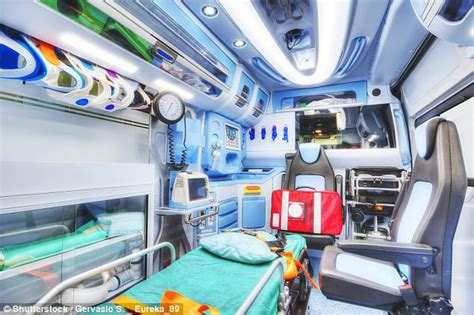 ambulances driverless future emergency patient healthcare technology taxi paramedics services could drone delivery freeing significantly reduces strain surviving patients chance