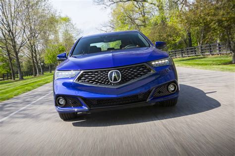 2018 acura tlx first review luxury and logic