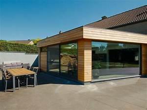 prix extension maison 20m2 elegant chalet en bois with With prix agrandissement maison 20m2