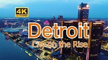 Detroit, Michigan - A City on the Rise - YouTube