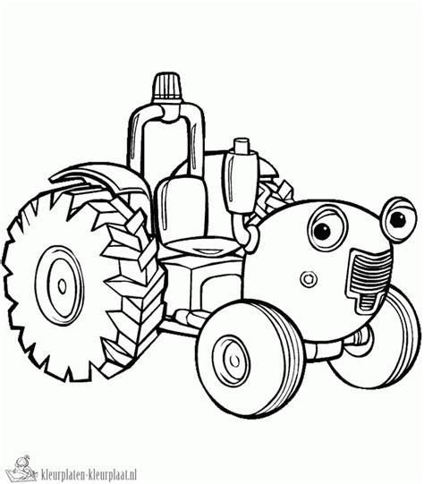 Tractor Kleurplaat by Kleurplaten Traktor Kleurplaten Kleurplaat Nl