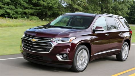 New 2018 Chevrolet Traverse Suv Car  Hd Wallpapers