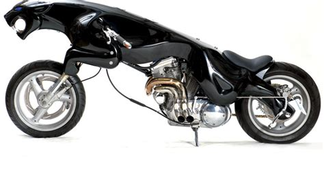 "Jaguar ""leaper"" Motorcycle Finally Finished Autoblog"