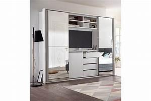 Kleiderschrank Mit Fernseher : cinema schrank mit tv fach wei mit spiegel m bel letz ihr online shop ~ Sanjose-hotels-ca.com Haus und Dekorationen