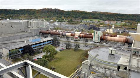 Lafarge cementing its future in Albany County, NY - Albany ...
