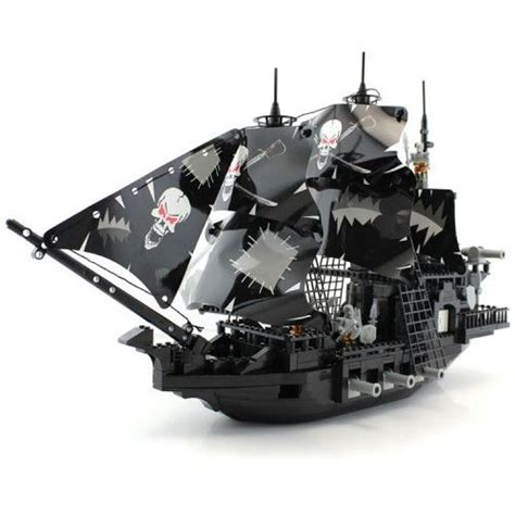 Barco Pirata Wow by Skeleton Pirate Ship Lego Compatible Toy Cool Lego