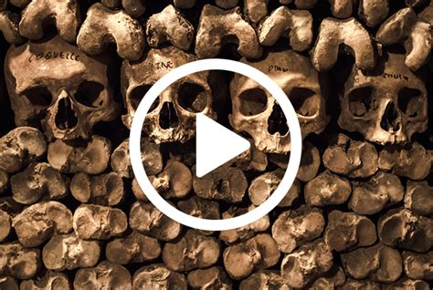Video: Catacombs of Paris Tour | Oyster.com Hotel Reviews