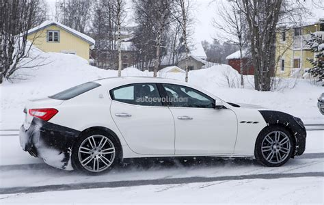 maserati ghibli grill 2018 maserati ghibli spied in sweden angry look prototype