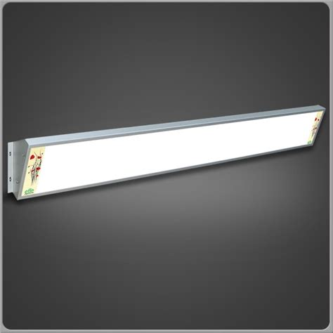 led wall fixing troffer lights 0 5x4 panel lights indoor