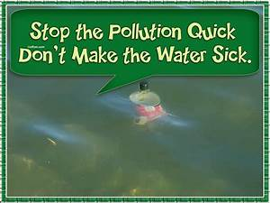 Quotes about Po... Water Environment Quotes