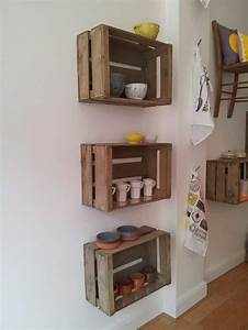 36, Brilliant, Old, Wooden, Crate, Furniture, Ideas