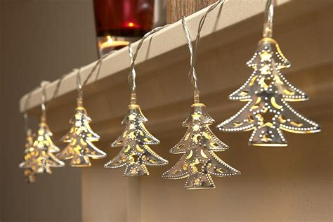 Battery Operated Tree Lights by Set Of 15 Battery Operated Tree Led String