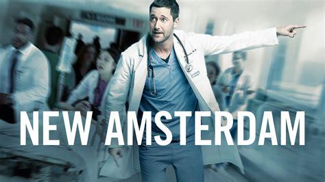 2018 New Amsterdam TV Show Cast