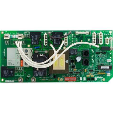 Balboa Spa Circuit Board Vsz Control