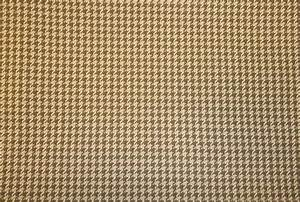 Ralph Lauren Fabrics Chesterfield Houndstooth Chestnut