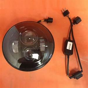 Quot daymaker replacement black projector hid led light bulb