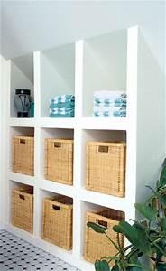 Regal Unter Dachschräge : altes expedit recyclen f r die dachschr ge im meedchenzimmer stoffsammlung wohnideen ~ Sanjose-hotels-ca.com Haus und Dekorationen