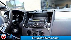 Nissan Versa Radio Removal 2007