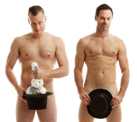 Job title: Mike Tyler, naked magician | Glens Falls Chronicle