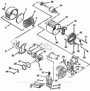 Campbell Hausfeld Mt4112 Parts Diagram For Pump Parts