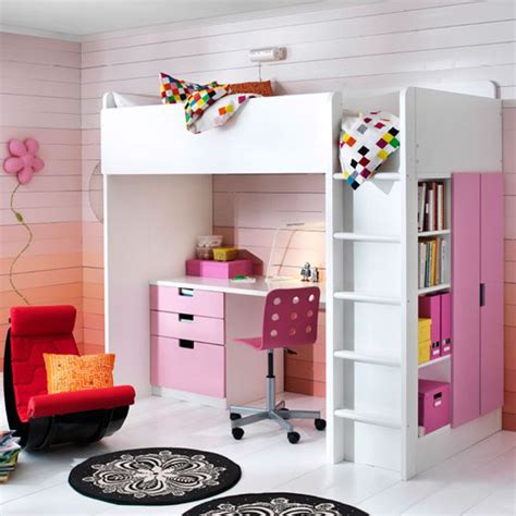 ikea desk and bunk bed 20 ikea stuva loft beds for your kids rooms home design