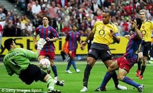 Full Match : Barcelona 4 vs 1 Arsenal 06-04-2010   Barcelona HD