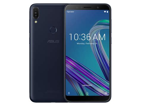 asus zenfone max pro m1 officially announced runs on