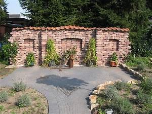 Mauersteine Antik Diephaus Beste Garten Ideen